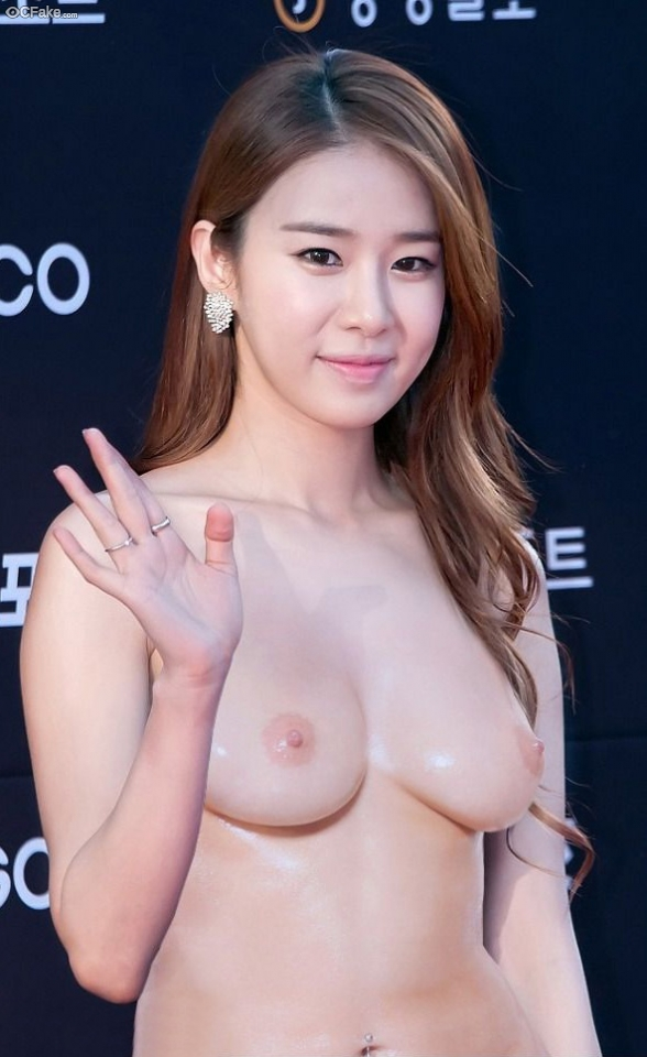 Yoo In-na deepfake nudes xxx HD images