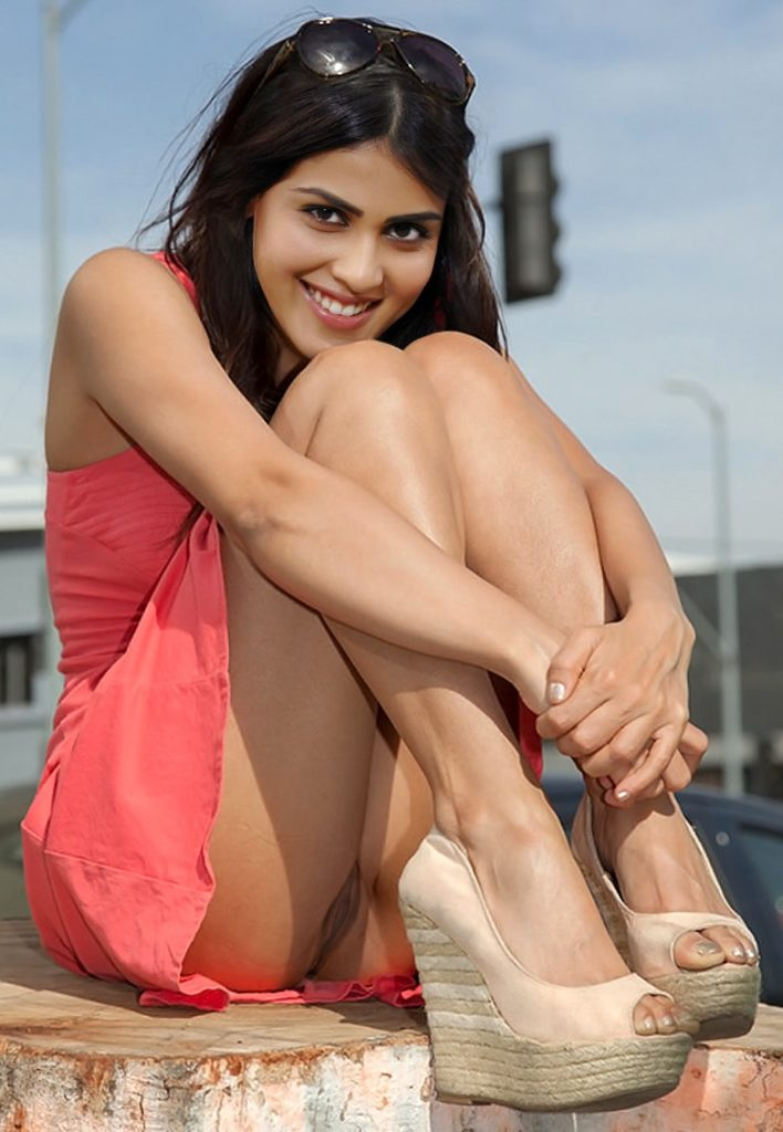 Genelia Naked Thigh Xxx Shaved Pussy Photo