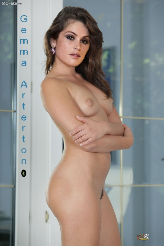 Small tits Gemma Arterton young age naked pose