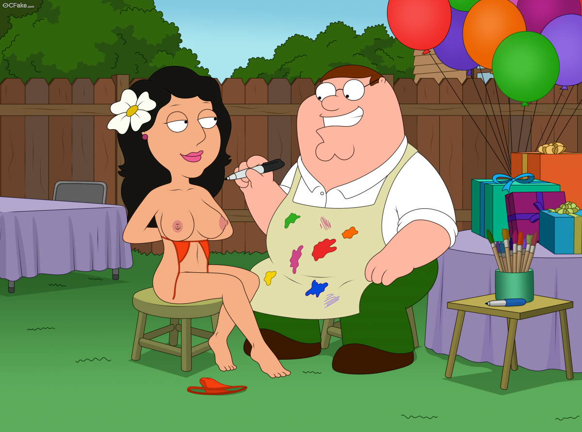 Family Guy tits gallery
