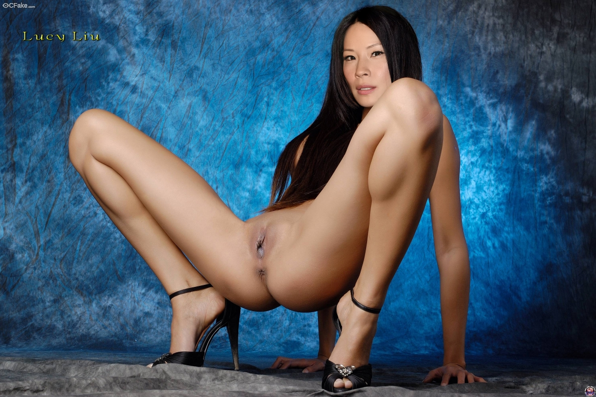 Lucy Liu Vagina see though