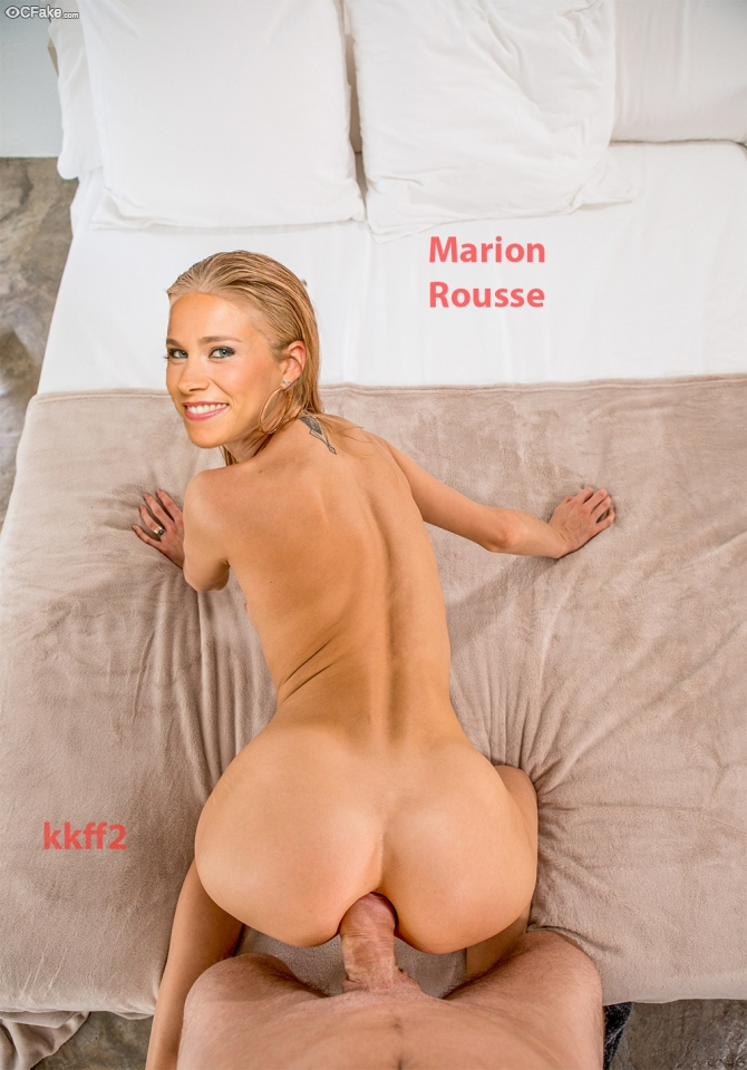 Marion Rousse Hot Nude