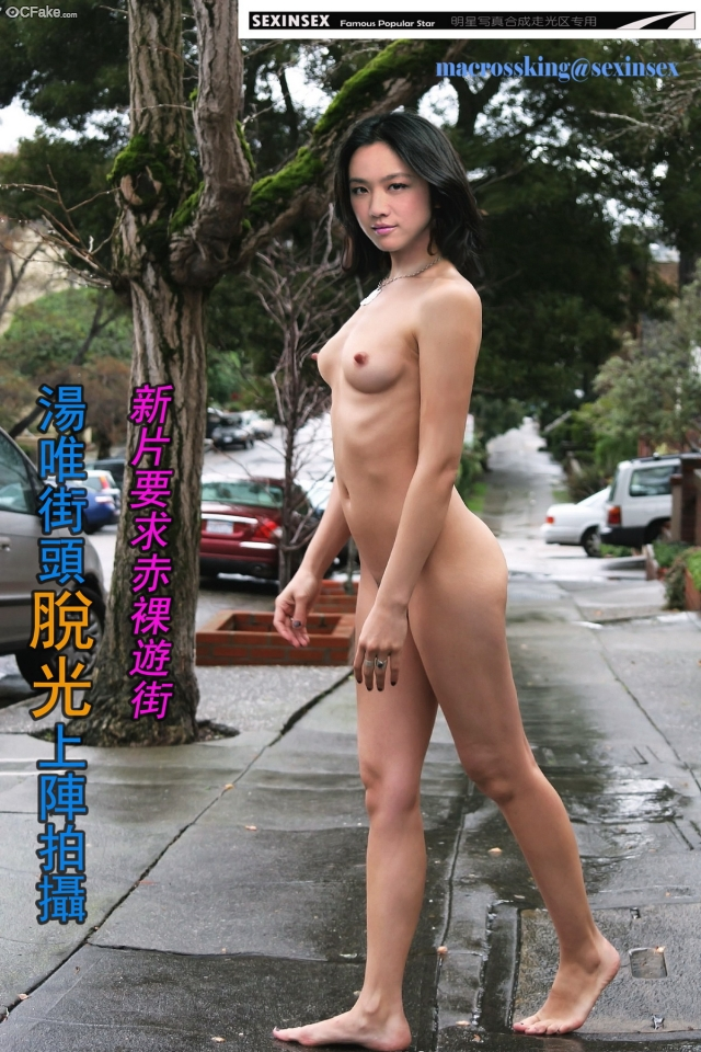 Tang Wei Nude Blacked