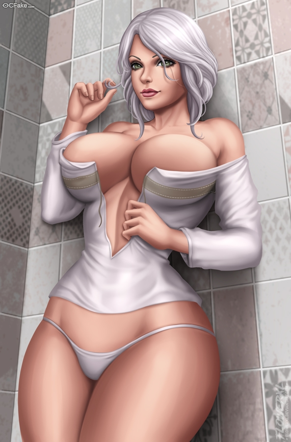 The Witcher (video game) Celeb BDSM