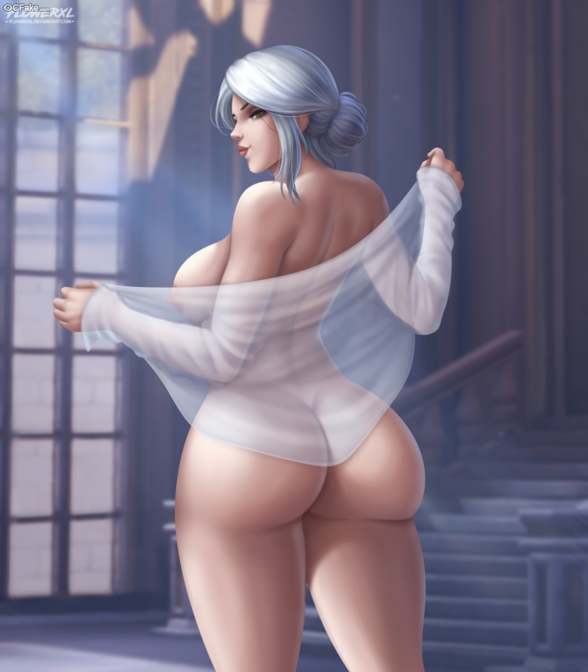 The Witcher (video game) GangBanged picture