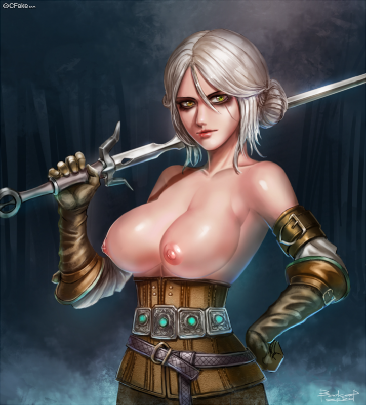 The Witcher (video game) interracial xxx