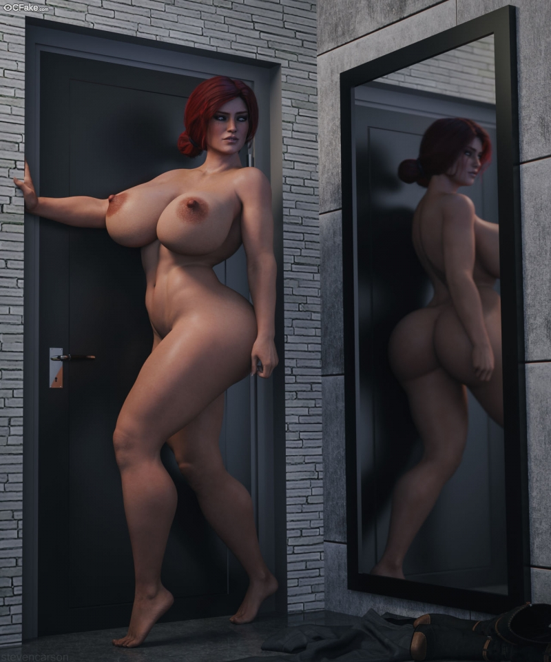 The Witcher (video game) Sexy BDSM