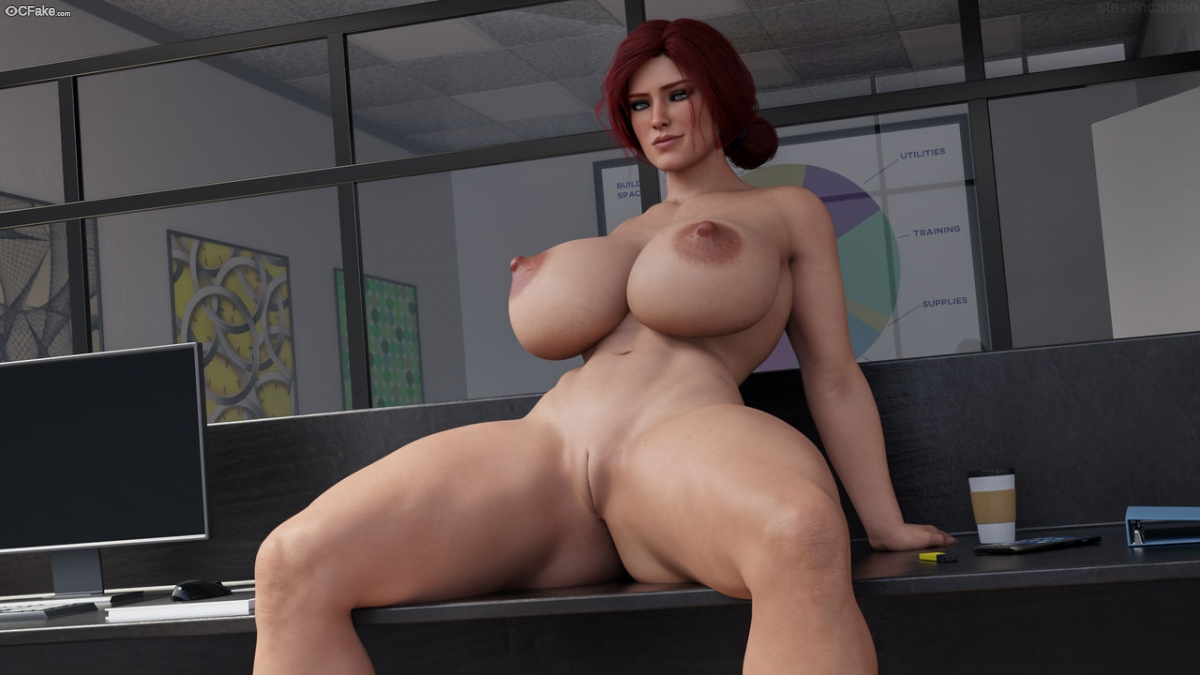 The Witcher (video game) Small tits