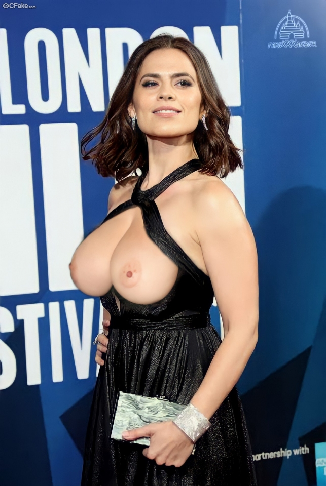 Tits hayley atwell 61 Sexy