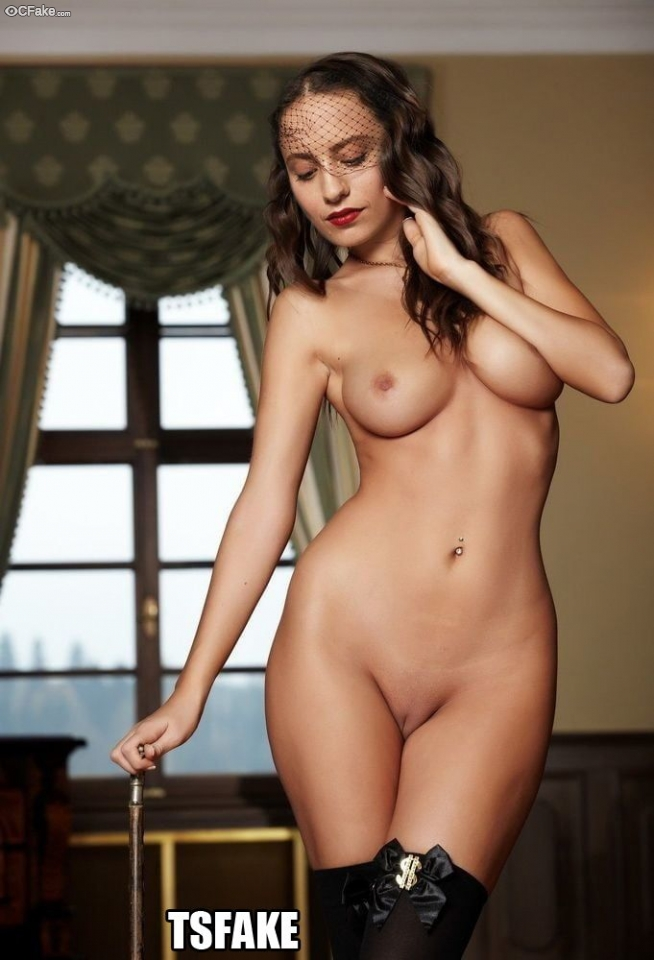 Nude Michelle Jenner pussy photo