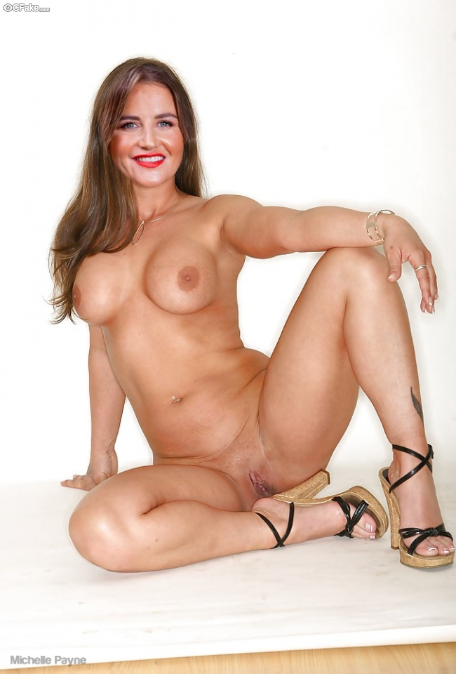 Nude Michelle Payne Celebrity tits
