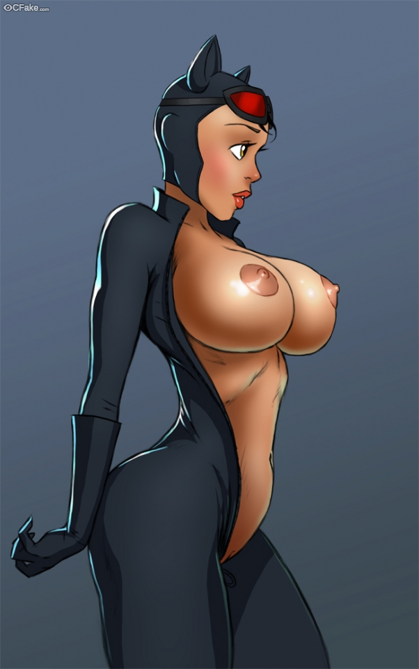 Catwoman XXX picture America Fakes