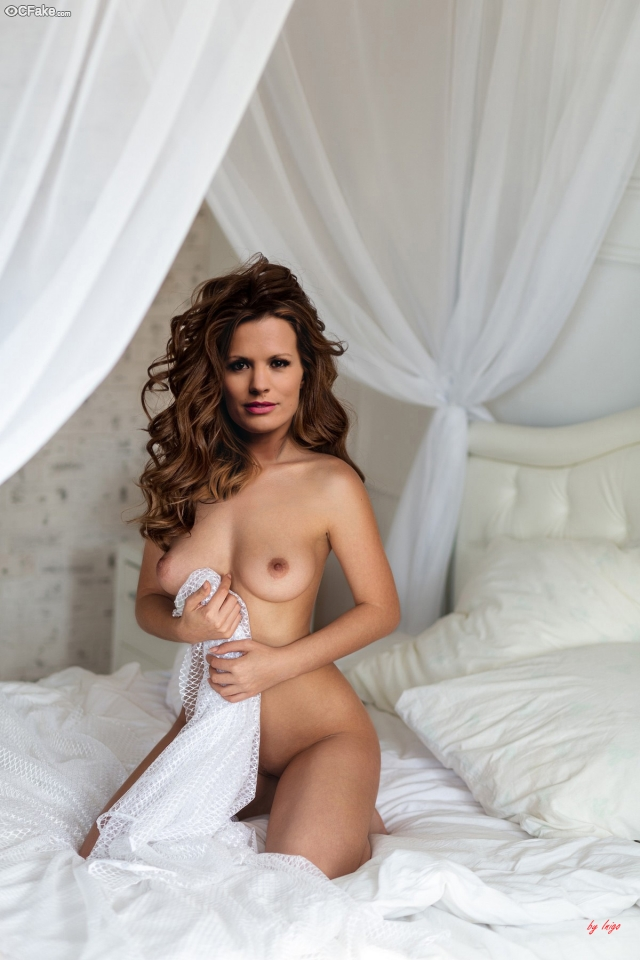 Melissa Claire Egan Breast see though America Fakes