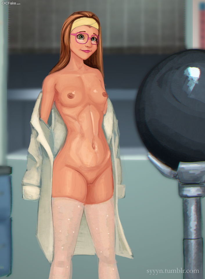 Not Big Hero 6 sexy photo without clothes on the bed room