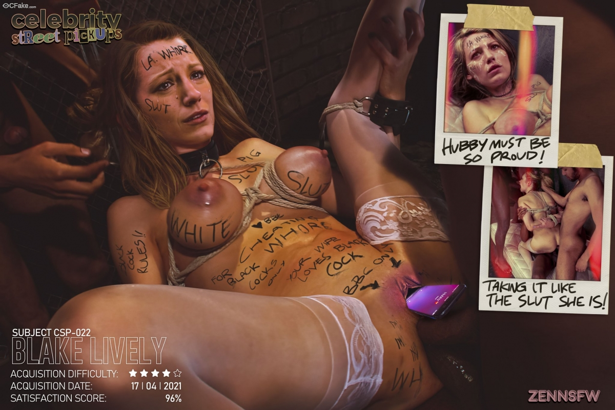 American Blake Lively Naked Nude Porn Sex