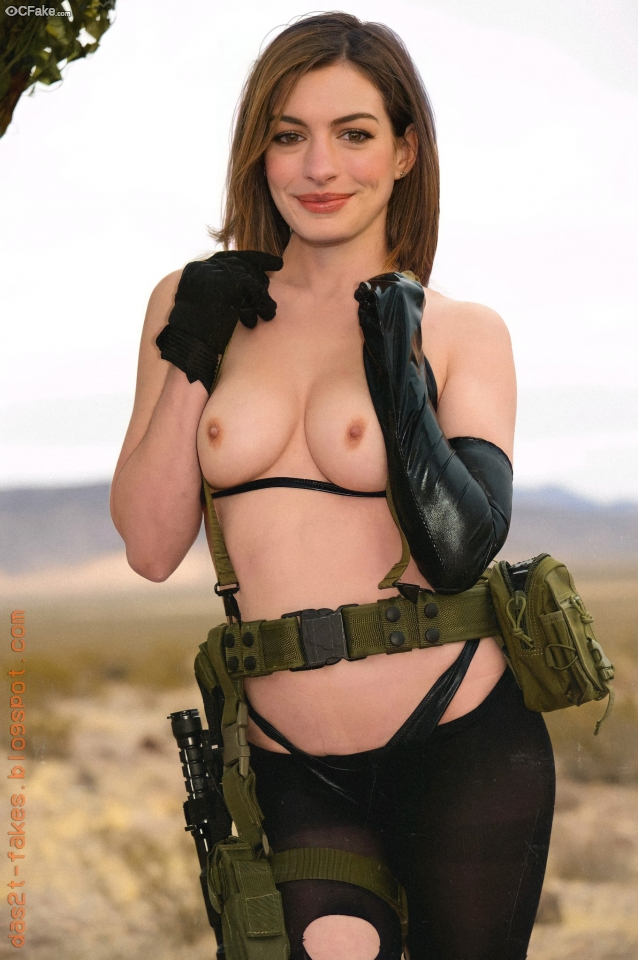 Anne Hathaway Nude Fake Ass pressed XXX photos America Latest HD